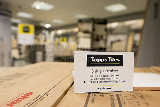 Topps tiles Contract (B.stortford)