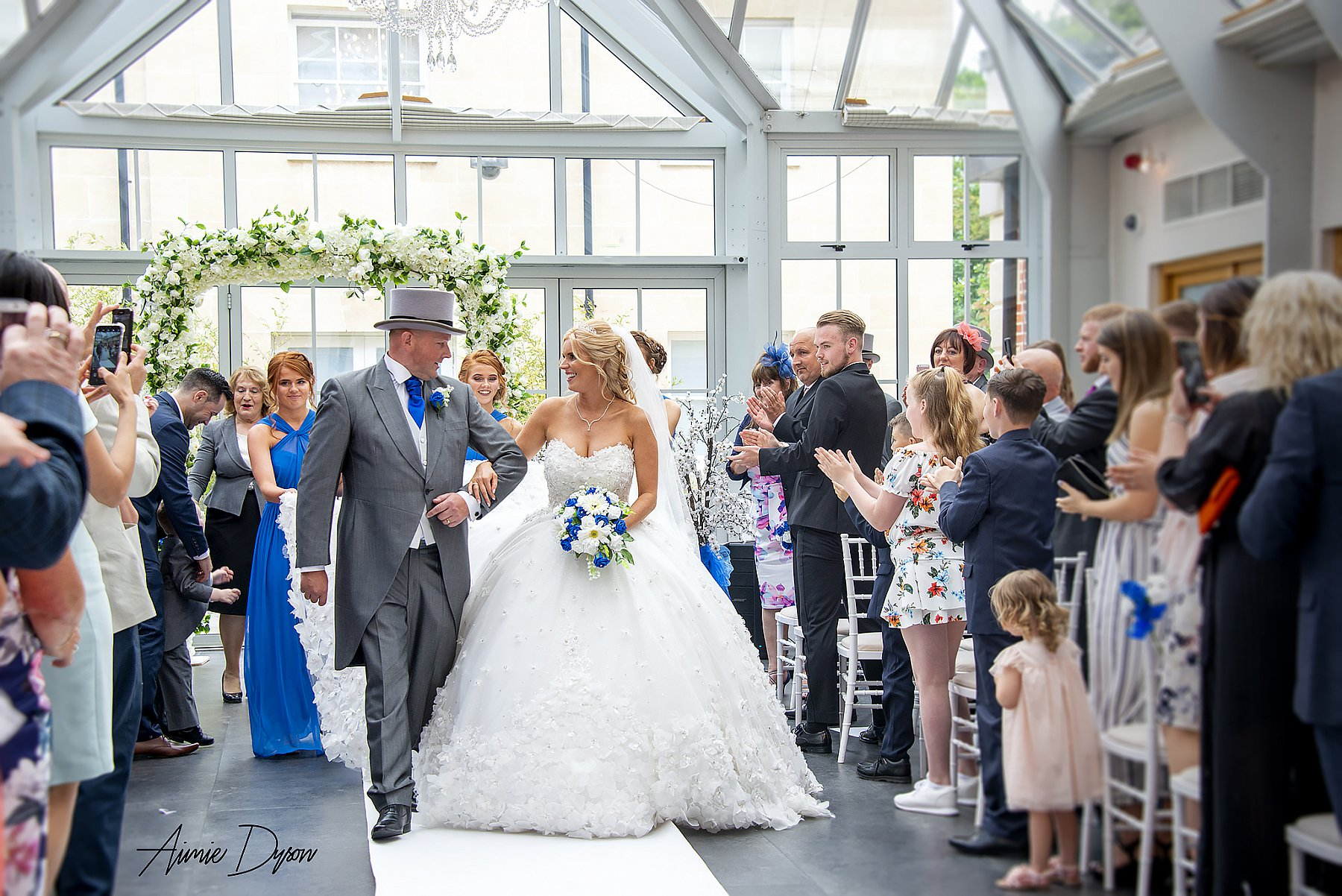 Full days photography with a Free Video of Ceremony and Speeches